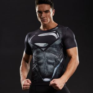 compression shirts superhero