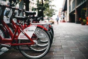 e-bikes health