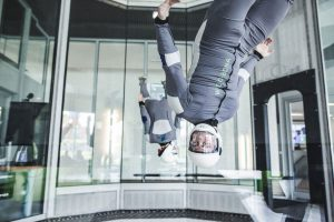 indoor skydiving training