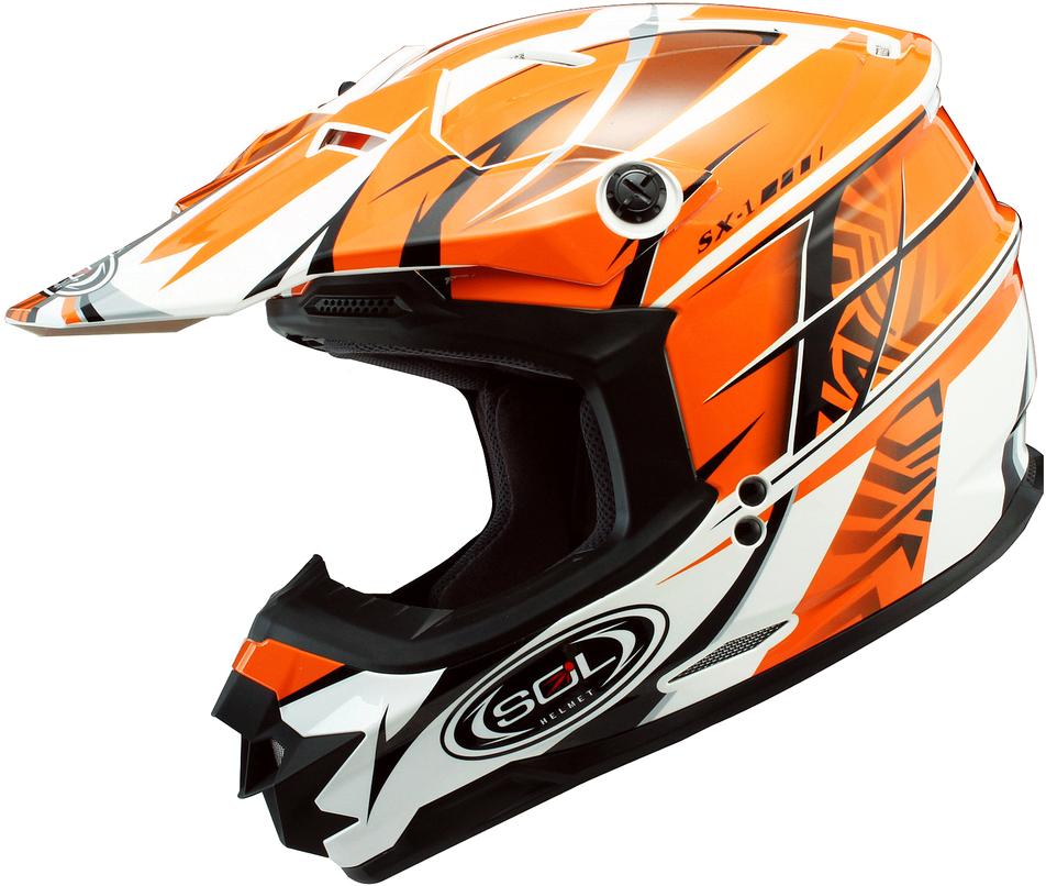 full-face bicycle helmet