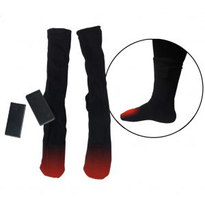 Thermal heated Socks