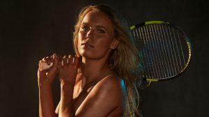 Caroline Wozniacki, Tennis