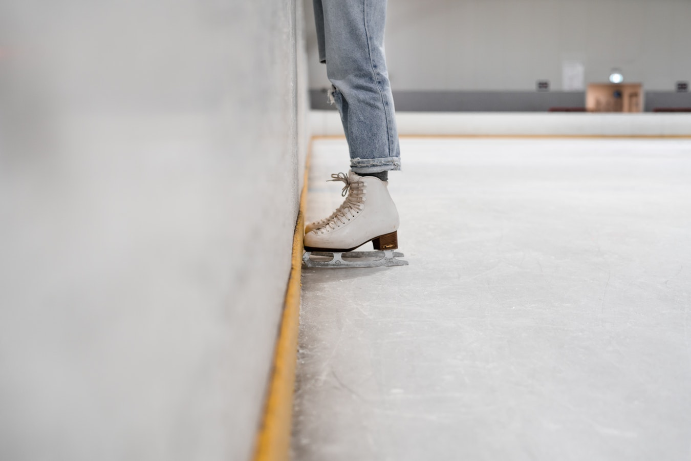 ice skating beginner