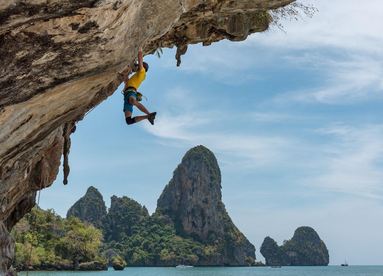 climbing phuket