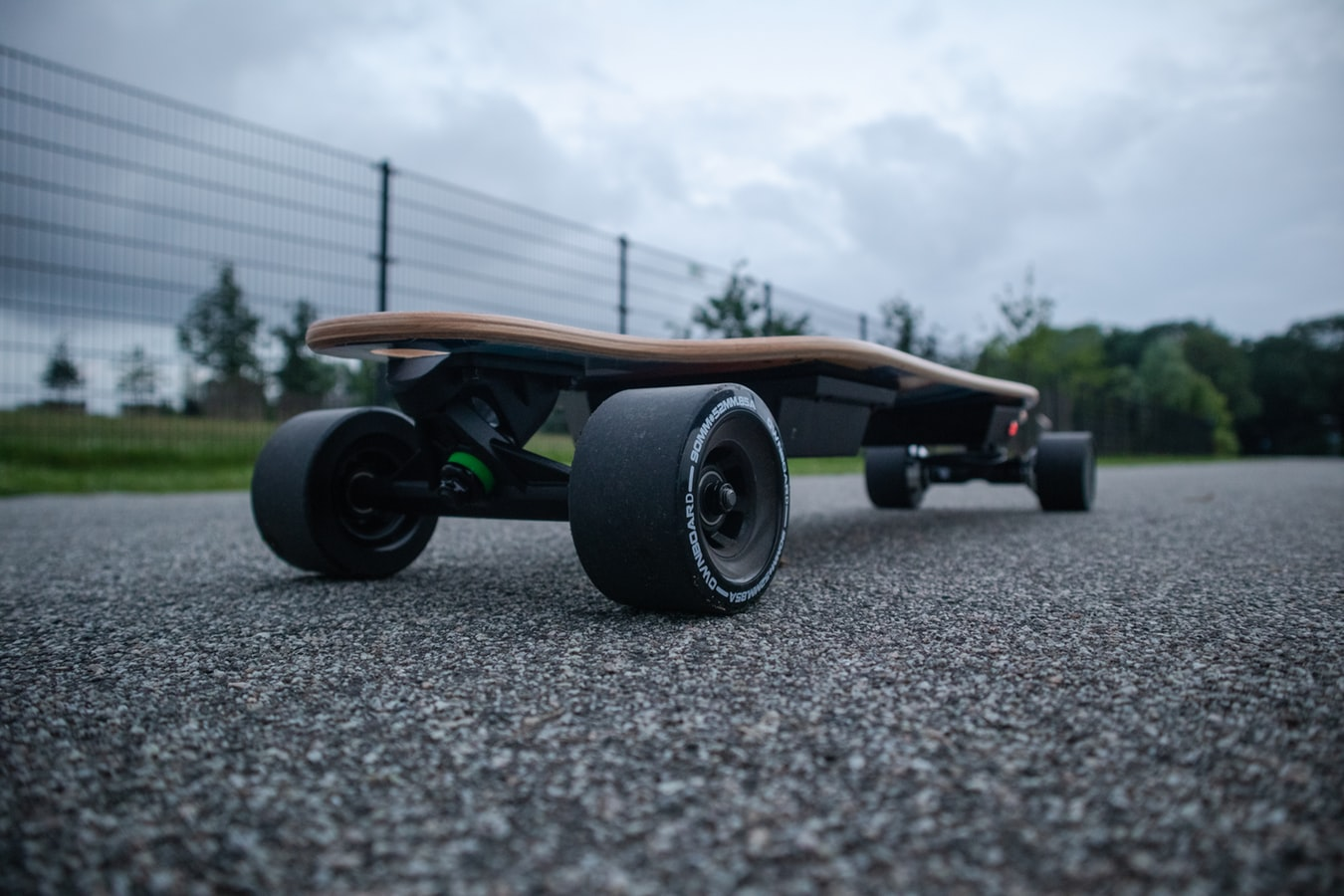 longboard downside