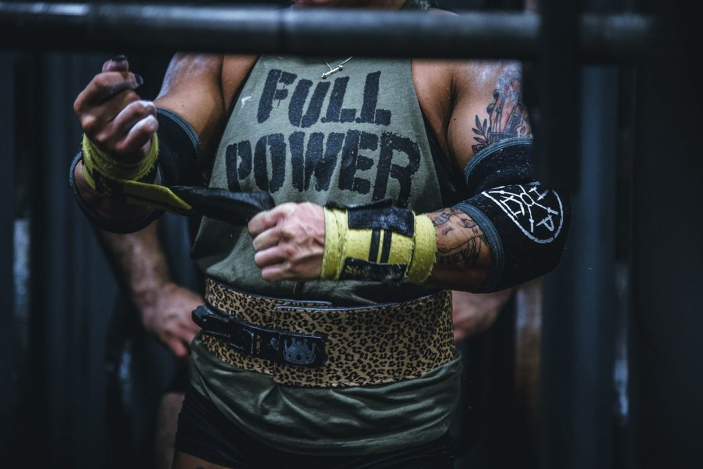 powerlifting full power