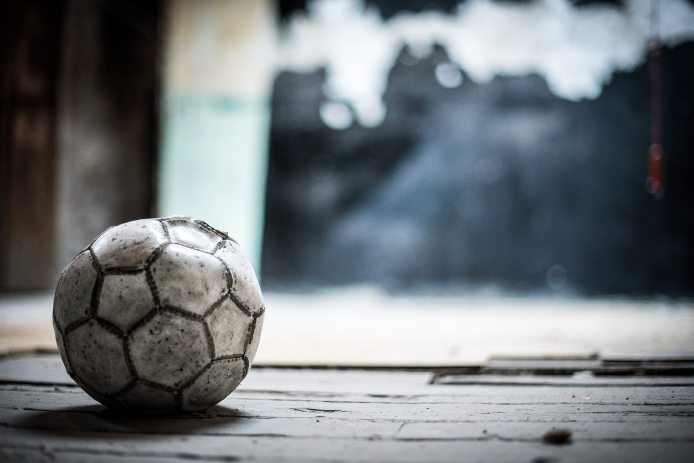 football old ball