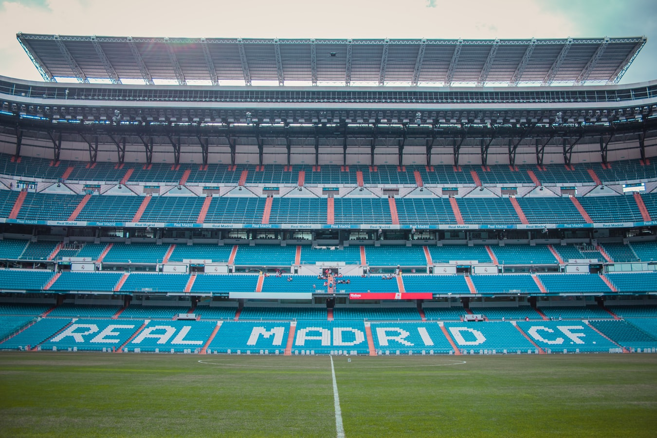 real madrid stadium
