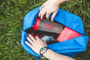 8 Tricks To Keep Your Gym Bag From Smelling
