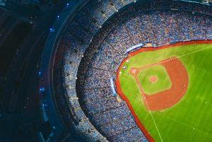 baseball field