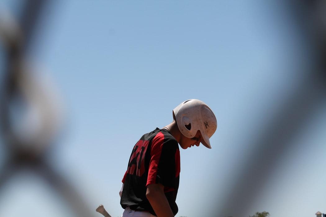 baseball helmet